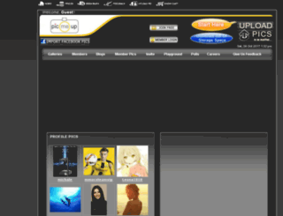 picmeup.com screenshot