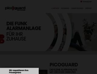 picoguard.de screenshot