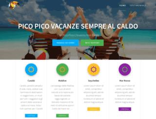 picopico.it screenshot