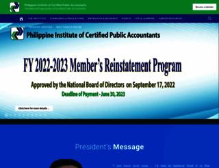 picpa.com.ph screenshot