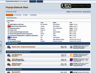 picproje.org screenshot