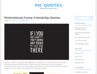 picquotes.biz screenshot