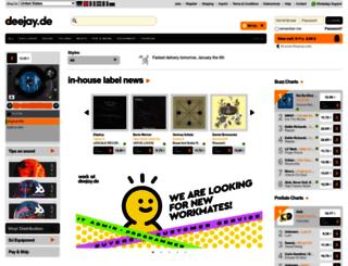 pics.deejay.de screenshot