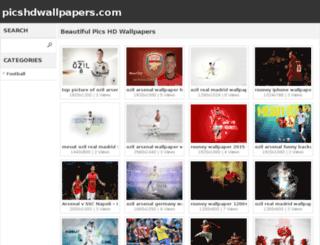 picshdwallpapers.com screenshot