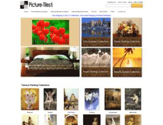 picture-tiles.com screenshot