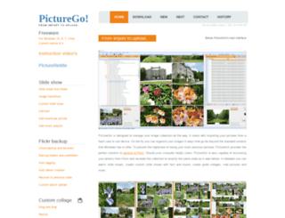 picturego.nl screenshot