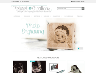 pictureitcreations.com screenshot