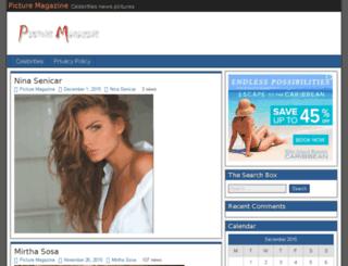 picturemagazine.co screenshot