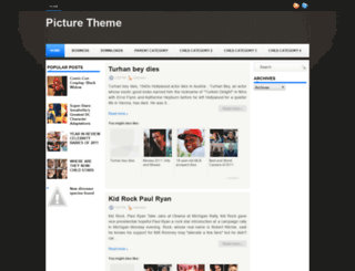 picturetheme.blogspot.com screenshot