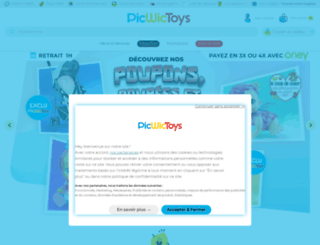 picwic.com screenshot