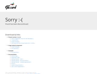 piczard.com screenshot