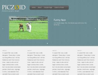 piczoid.com screenshot