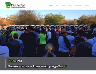piddlepail.com screenshot
