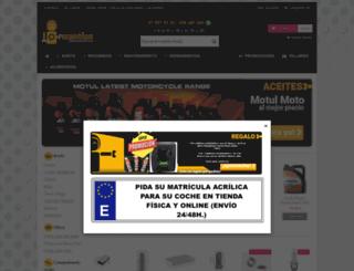 pidenosaceite.com screenshot