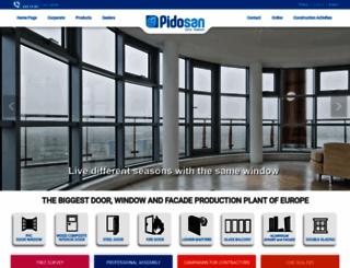 pidosan.com screenshot