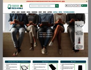 piece-mobile.com screenshot