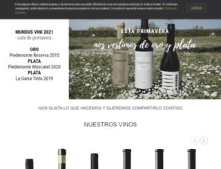 piedemonte.com screenshot