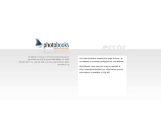 piedmont.photobooks.com screenshot