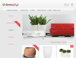 piekne-donice.pl screenshot