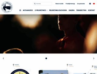 pielgrzymka-podlaska.pl screenshot