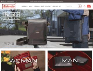 pielnoble-international.com screenshot
