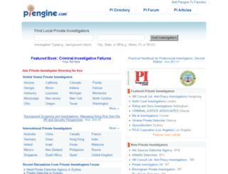piengine.com screenshot