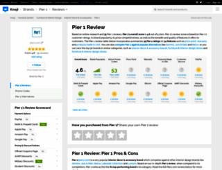 pier1imports.knoji.com screenshot