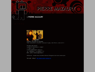 pierre-mazaury.onlc.fr screenshot