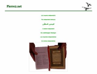 pierre2.net screenshot