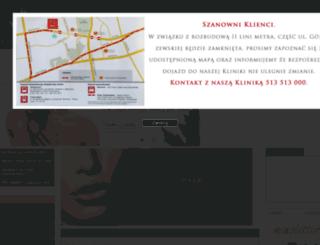 piersi.kosmedica.pl screenshot