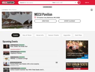piersixpavilion.com screenshot