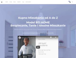 pierwsze-mieszkanie.pl screenshot