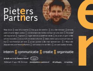 pietersenpartners.nl screenshot