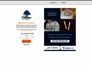 pietrasfh.frontrunnerpro.com screenshot