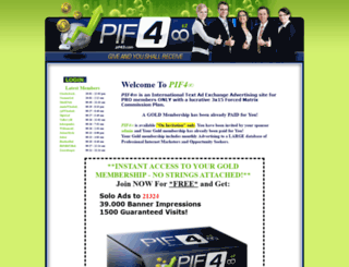 pif43.com screenshot
