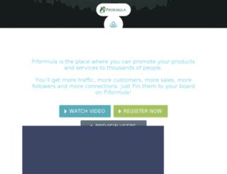 piformula.com screenshot