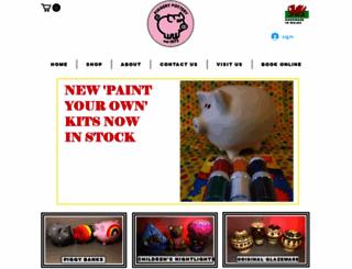 piggerypottery.co.uk screenshot