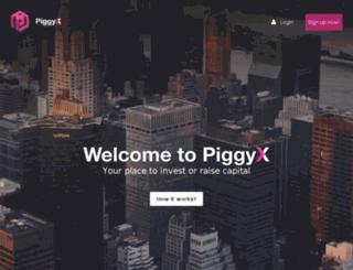 piggyx.devtvornica.com screenshot