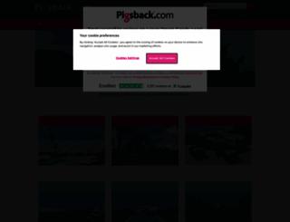 pigsback.com screenshot