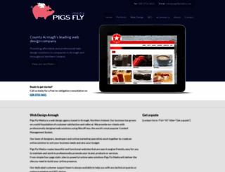 pigsflymedia.com screenshot
