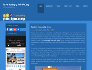 pih-ipc.org screenshot