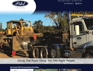 pihl-inc.com screenshot