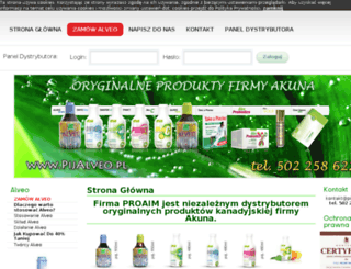 pijalveo.pl screenshot