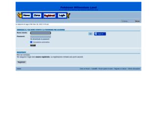 pikapuz.forumattivo.com screenshot