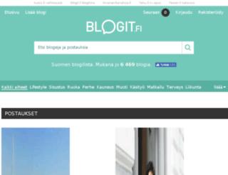 pikavippi.blogit.fi screenshot