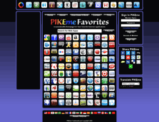 pikeme.com screenshot
