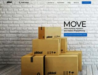 pikkol.com screenshot