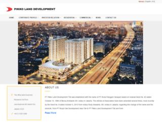 pikkoland.com screenshot