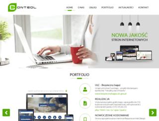 pil-kos.control.net.pl screenshot