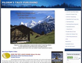 pilgrimstales.com screenshot